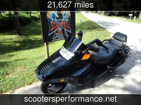 1995 HONDA HELIX 250  Used Motorcycles – Sorrento,Florida – 2014-12-13
