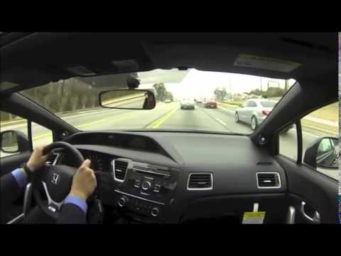 2013 Honda Civic Car Review Walk through Video Tour
