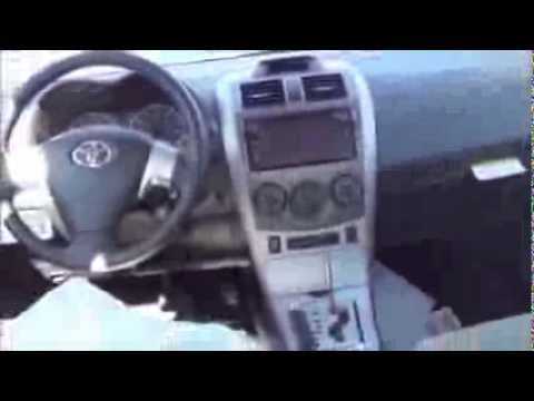 2013 Toyota Corolla, Matrix Car Review Walk through Video Tour