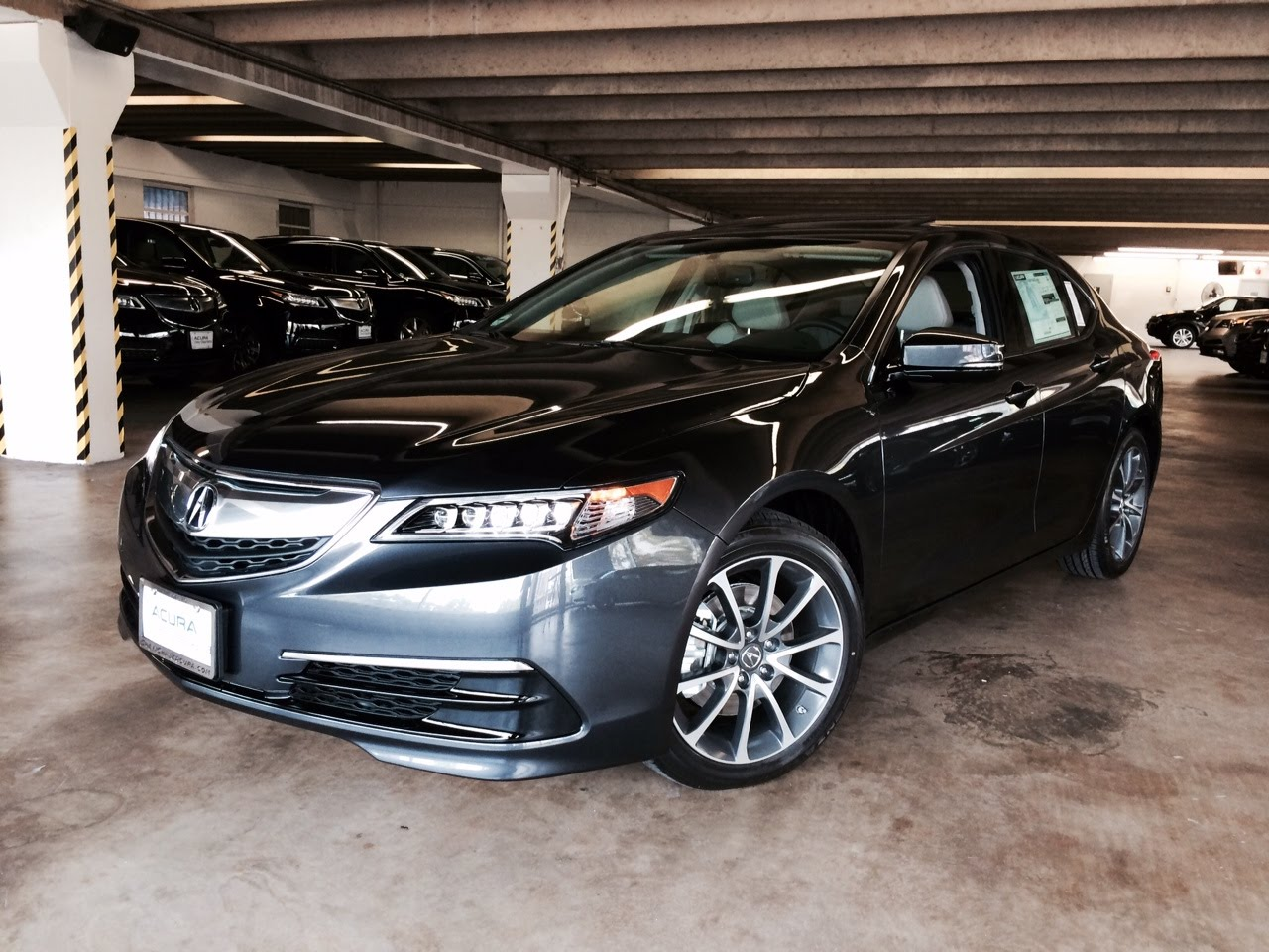 2015 Acura Tlx Car Review Video Florida