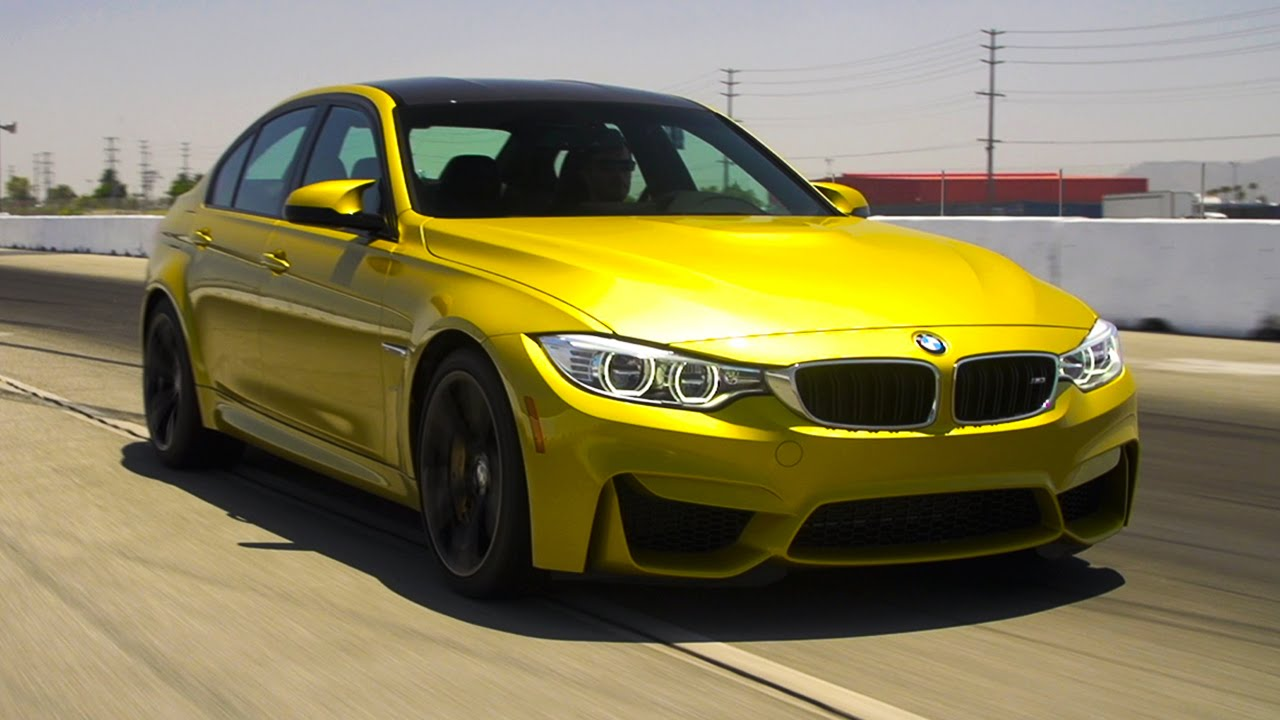 2015 BMW M3 Car Review Video Florida