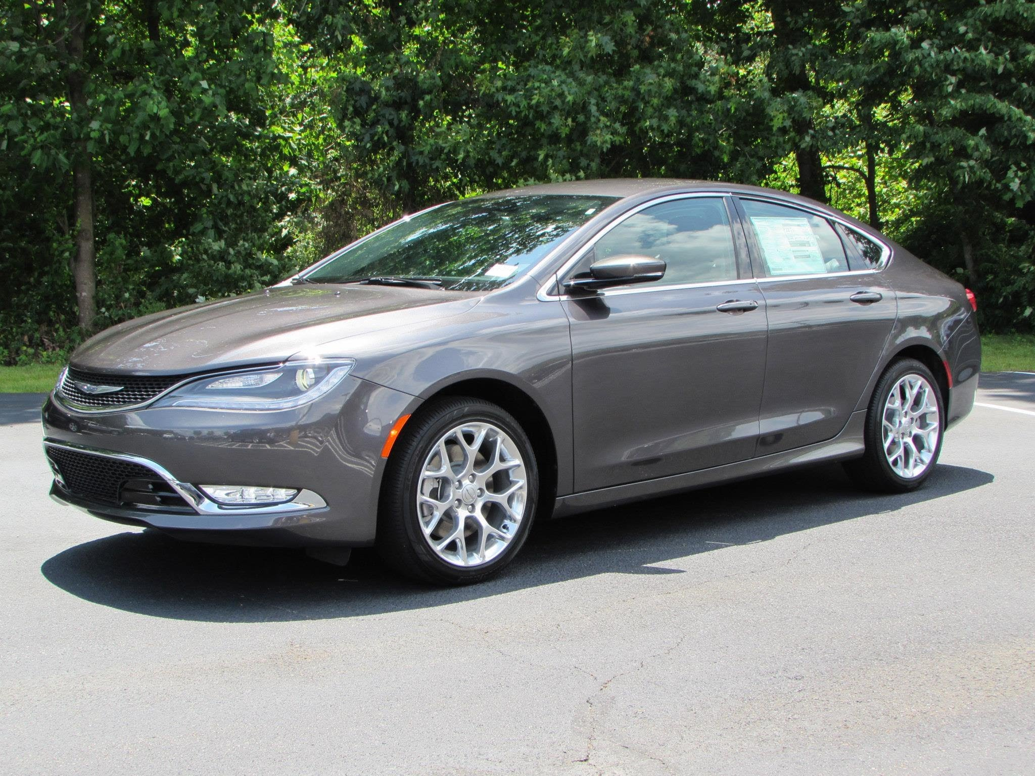 2015 Chrysler 200 Car Review Video Florida