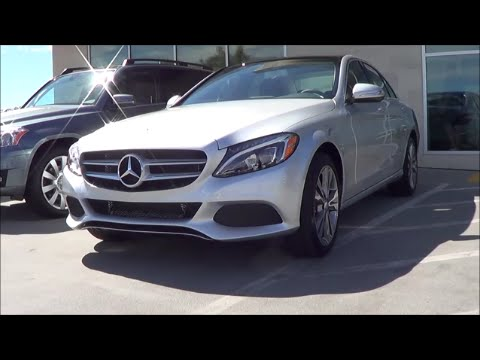 2015 Mercedes-Benz C-CLASS Car Review Video
