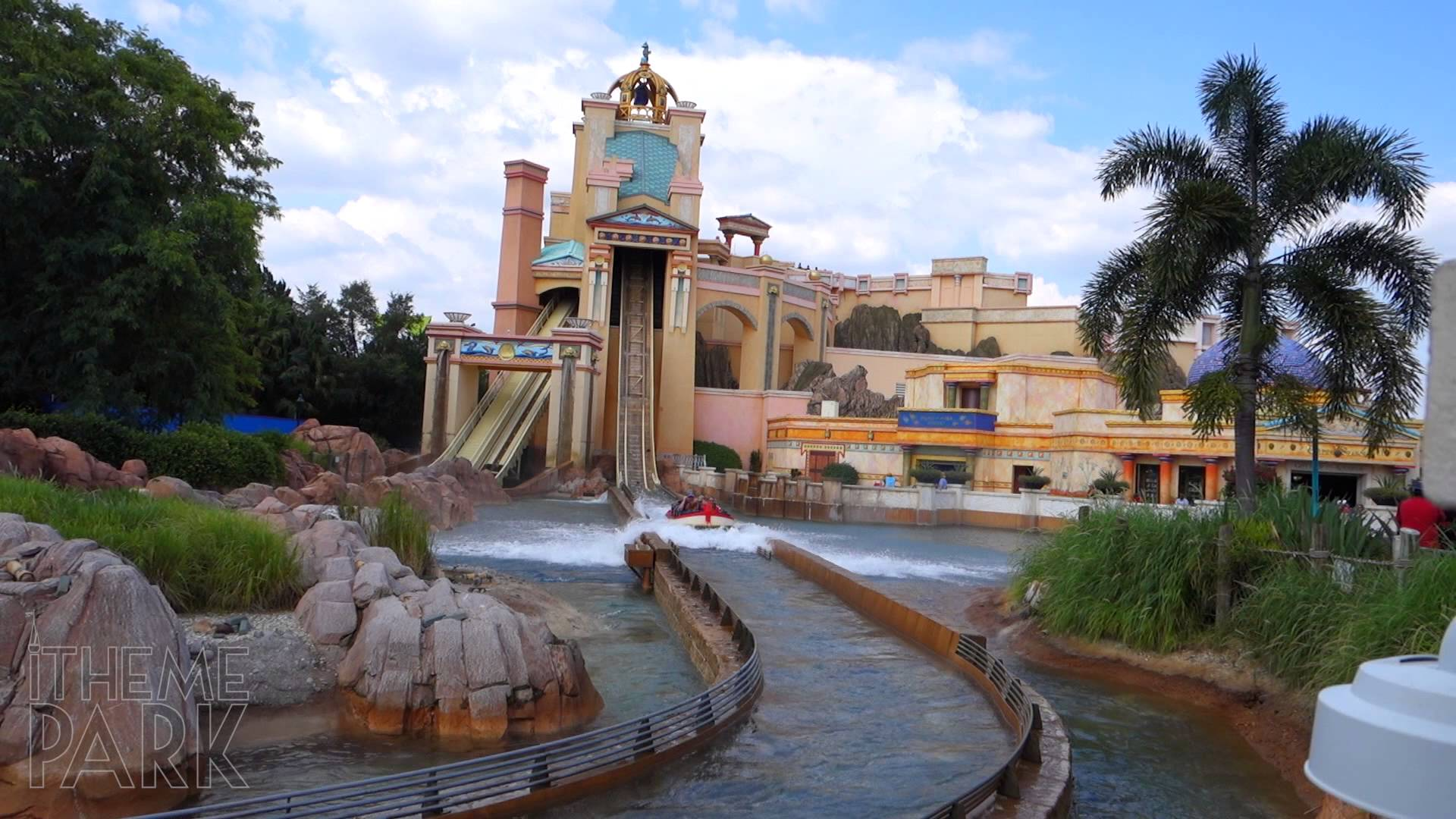 SeaWorld Orlando 2014 Tour and Overview – Florida