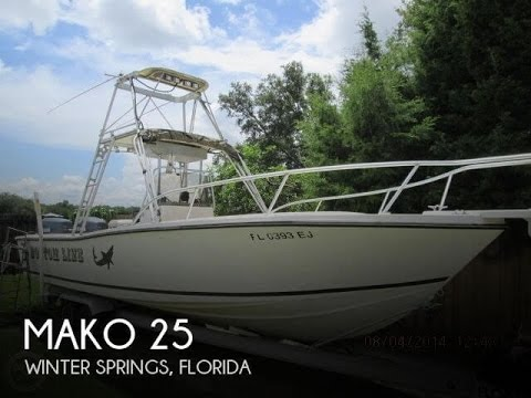Used 1980 Mako 25 in Winter Springs, Florida